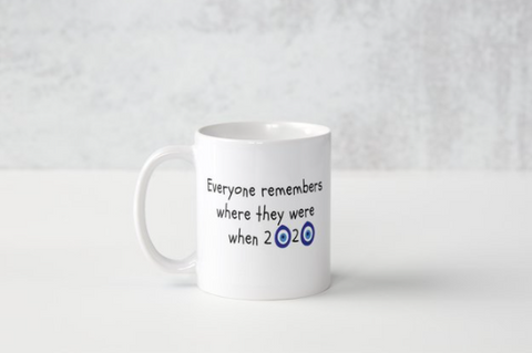 Remember 2020 Coffee Mug