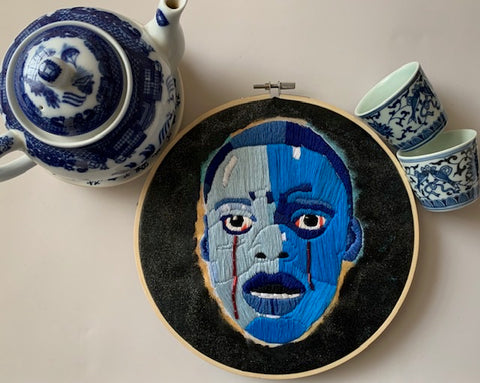 The Sunken Place Embroidery
