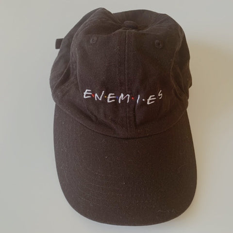 'Enemies' Adjustable Cap