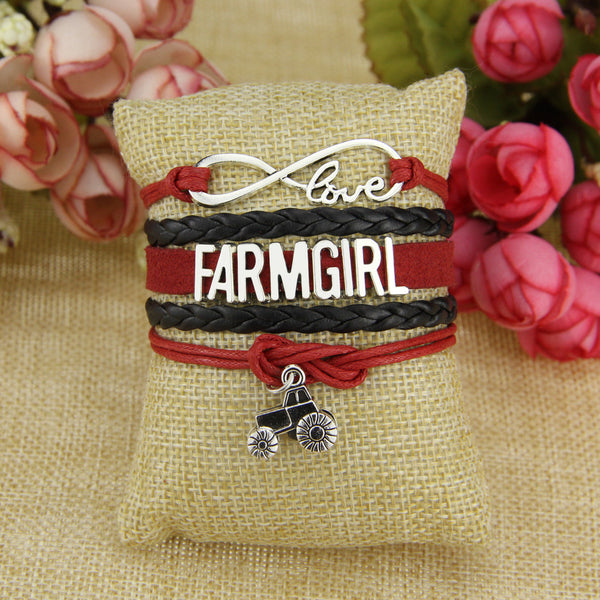 Set of 3 Farm Girl Bracelets