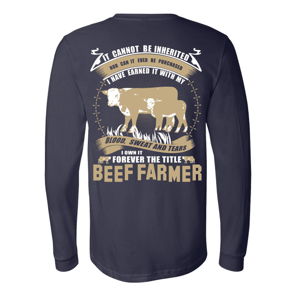 Forever The Title Beef Farmer