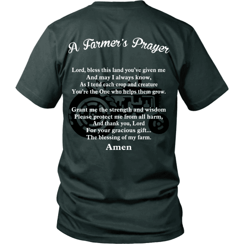 A Farmer's Prayer