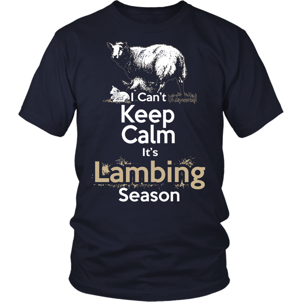 Can't Keep Calm It's Lambing Season