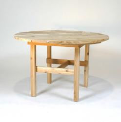 "Garden Table - 46"" - Can Accommodate Four Garden Chairs"