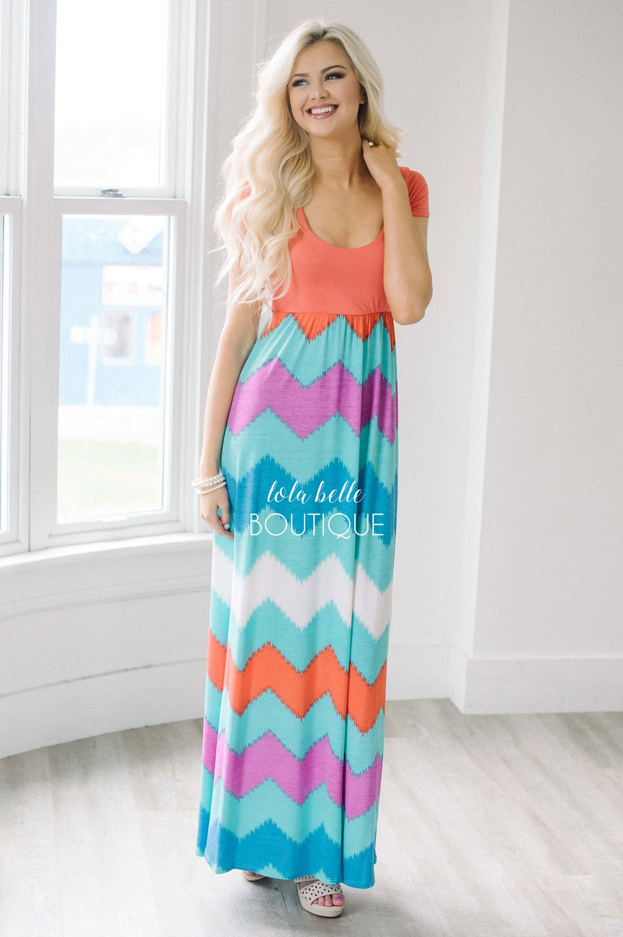 517bac66de Summer Maxi Dresses With Short Sleeves