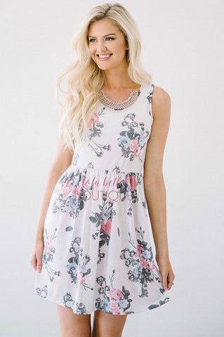The Leyla Floral Dress