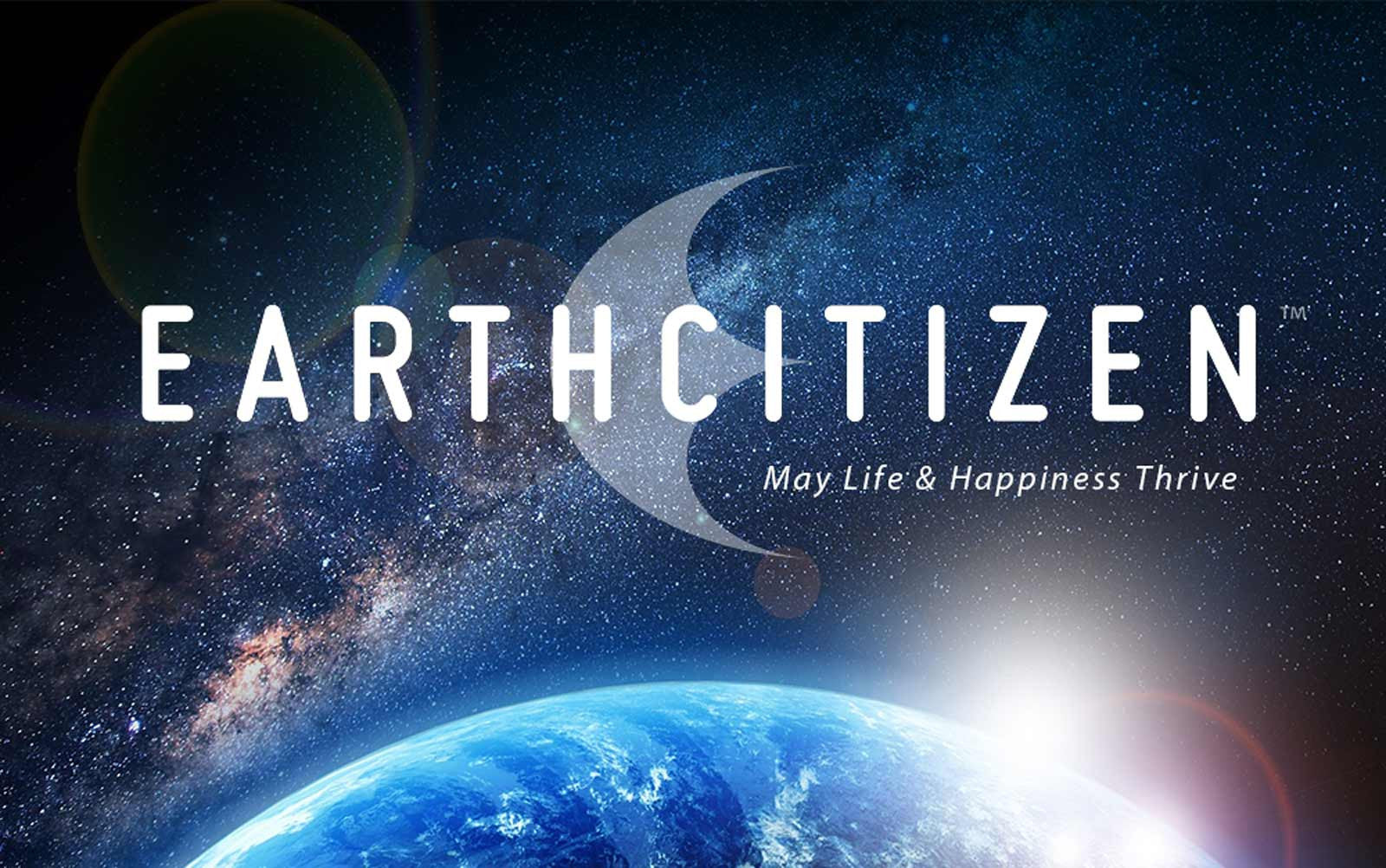 The EarthCitizen V1 Logo Design