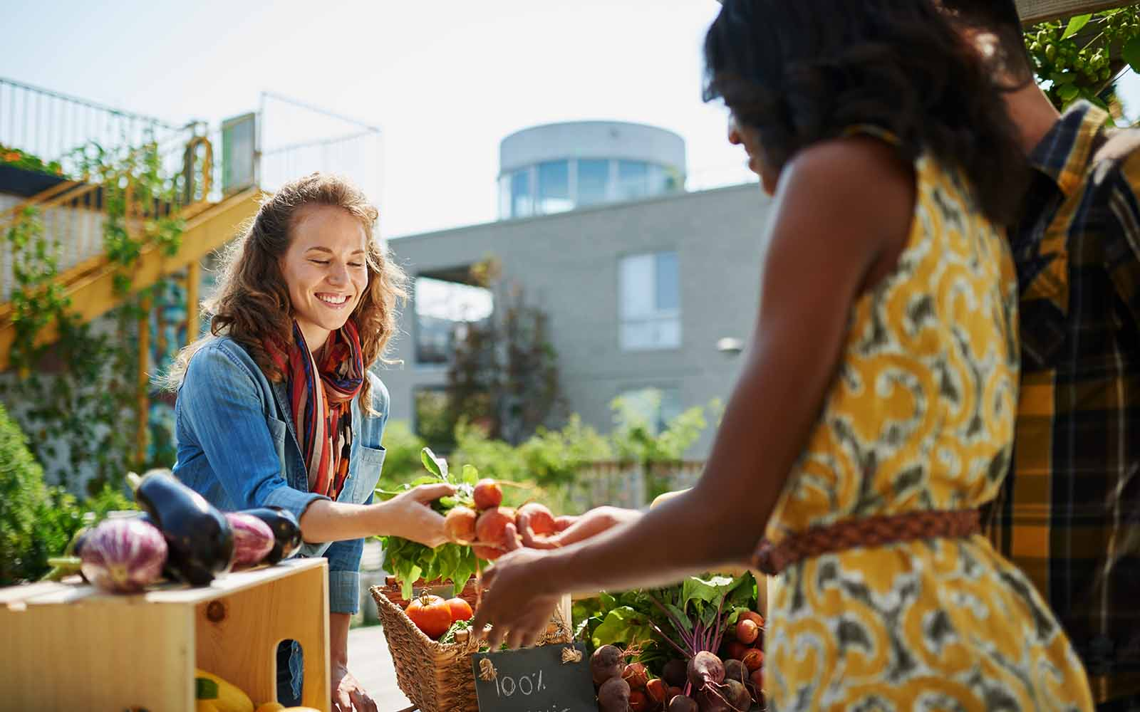 GrowFood benefits - Community