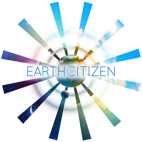 EarthCitizen Sunburst Design (2015)