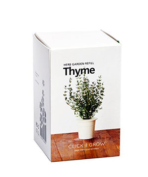 Click & Grow Smart Herb Garden Thyme Refill Cartridge - EarthCitizen  - 2