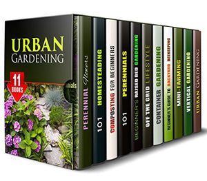 Urban Gardening Box set (11 in 1) - EarthCitizen