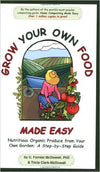 Grow Your Own Food Made Easy - EarthCitizen