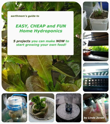 earthmom's Guide to EASY, CHEAP and FUN Home Hydroponics - EarthCitizen