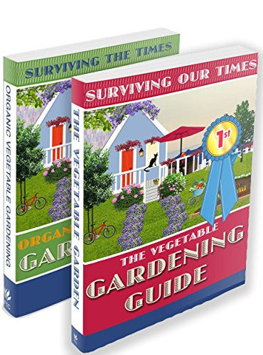 Gardening For Beginners Box Set - EarthCitizen