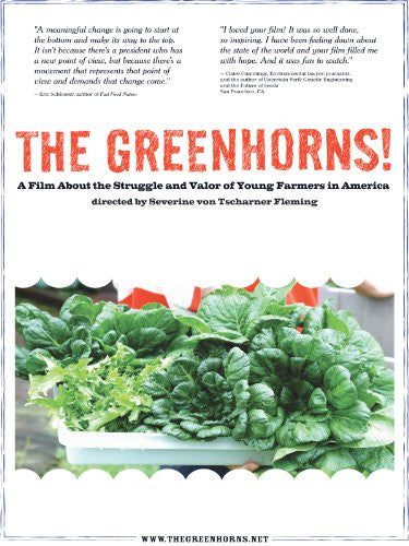 The Greenhorns - EarthCitizen