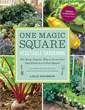 One Magic Square Vegetable Gardening - EarthCitizen