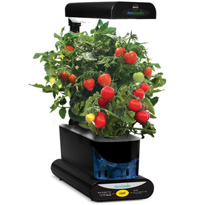 Miracle-Gro AeroGarden Sprout with Gourmet Herb Seed Pod Kit, Black - EarthCitizen  - 2
