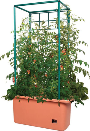 Hydrofarm GCTR Tomato Trellis Garden on Wheels - EarthCitizen  - 2