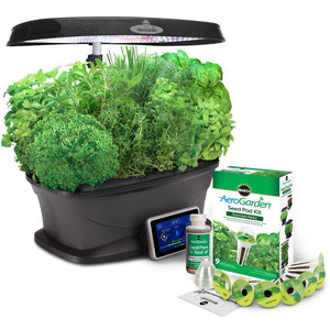 Miracle-Gro AeroGarden Bounty with Gourmet Herb Seed Pod Kit - EarthCitizen  - 1