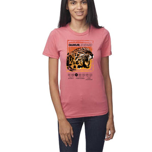 Amur Leopard - Jungle - Organic Cotton T-Shirt - Unisex