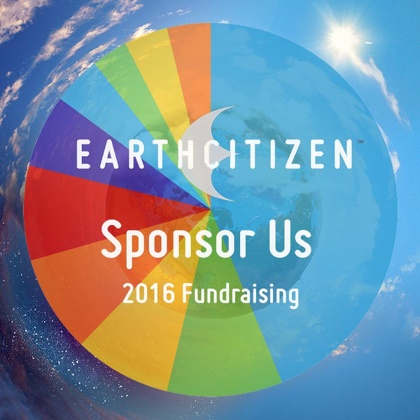 Sponsor Us - EarthCitizen