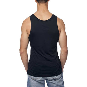 #BeWise - Bamboo / Cotton Tank Top - Unisex