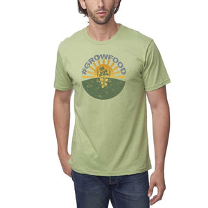 #GrowFood - All Natural - Organic Cotton - Unisex