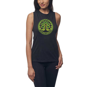 #GrowFood - Grow Life - Bamboo / Cotton Tank Top - Women's