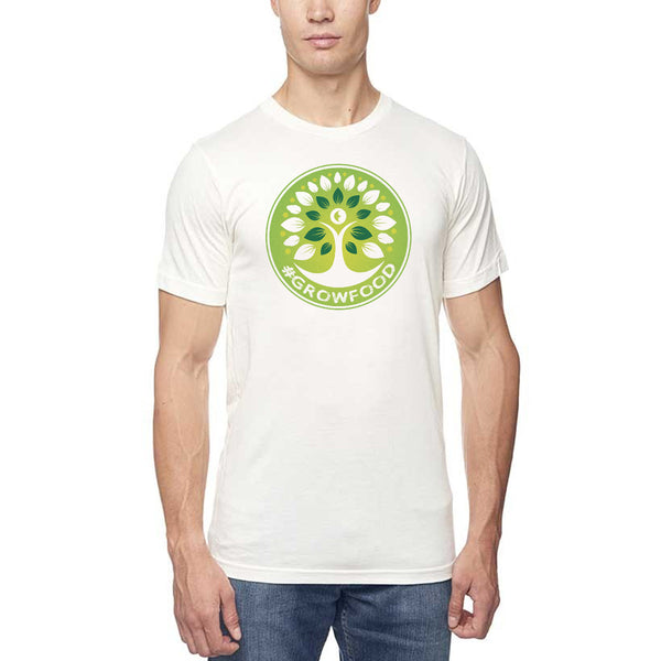 #GrowFood - Grow Life - Bamboo / Cotton T-Shirt - Unisex