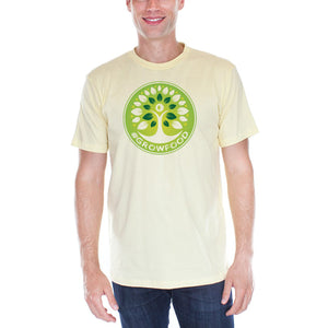#GrowFood - Grow Life - Organic Cotton T-Shirt - Unisex