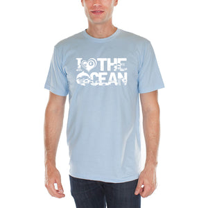 I Love the Ocean - Organic Cotton - Unisex