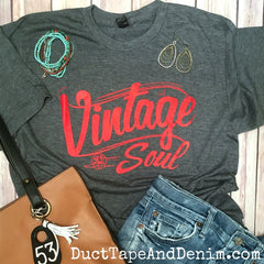 The ORIGINAL Vintage Style Junkin' T-Shirts