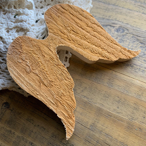 Wood Angel Wings (1)