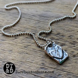 Sterling Silver Heart Necklace - LIMITED EDITION