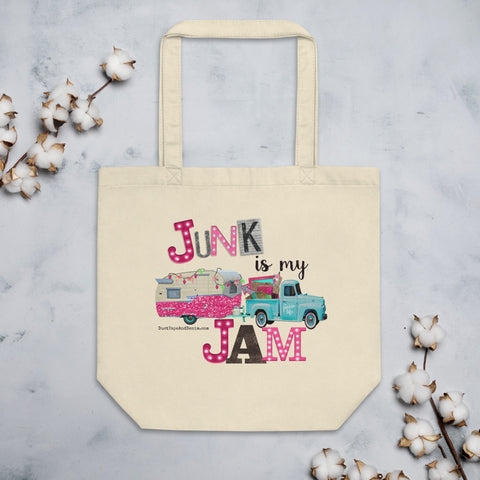 Junk is My Jam Tote Bag