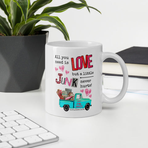 All You Need is Love Junk Mug