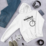 I Can Handle This Bicycle Hoodie