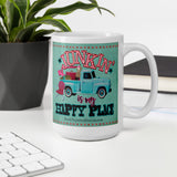Junkin' is My Happy Place Coffee Mug