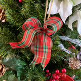 Jingle Bell Christmas Ornament, Large