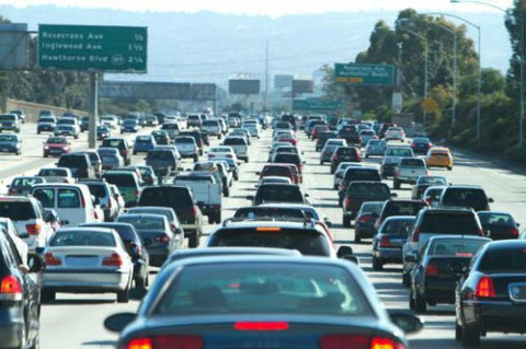 LA Driving Anxiety