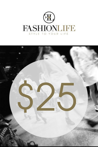 FashionLife Gift Card - FashionLife  - 1