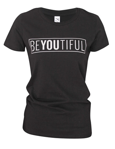QUOTE TEE - BEYOUTIFUL