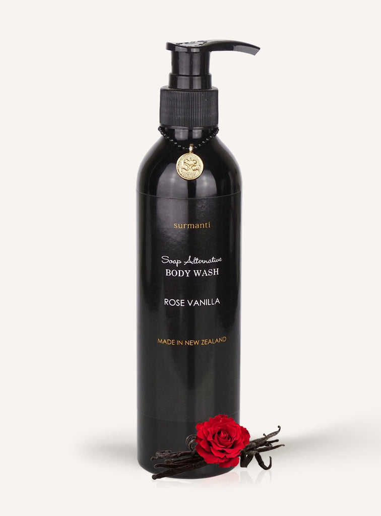Rose Vanilla Body Wash