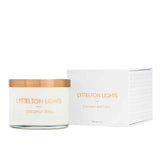 COCONUT & LIME - LUXE CANDLE BY LYTTLETON LIGHTS - 600g