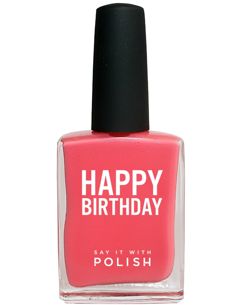 """HAPPY BIRTHDAY"" - SAY IT WITH POLISH"