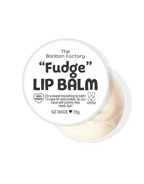 Fudge Lip Balm - Bonbon Vegan