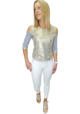 Lucinda Golden Girls Top