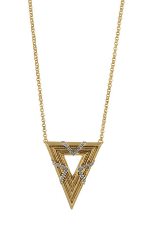 Vintage Muse Pendant Necklace - FashionLife  - 1