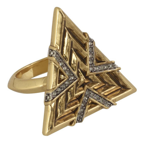 Vintage Muse Cocktail Ring - FashionLife  - 1