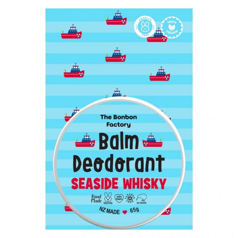 SEASIDE WHISKEY DEODORANT